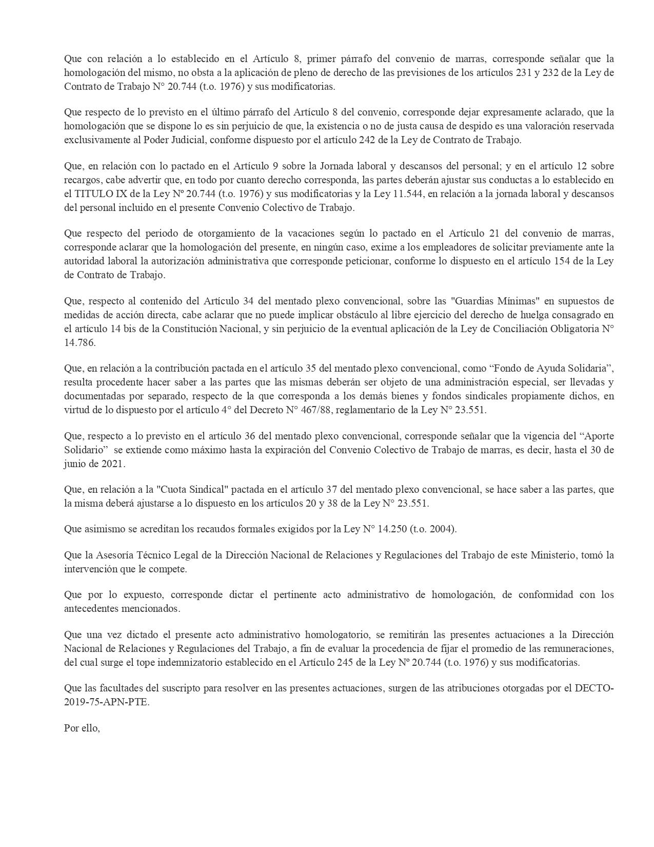 Unión Personal de Seguridad Privada Y Afines de la Patagonia Central (UPSAP) & CAESI